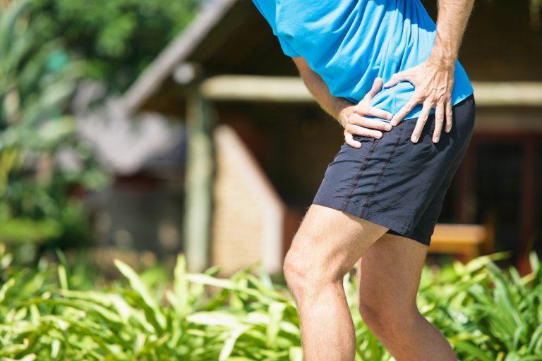 Visita ortopedica anca