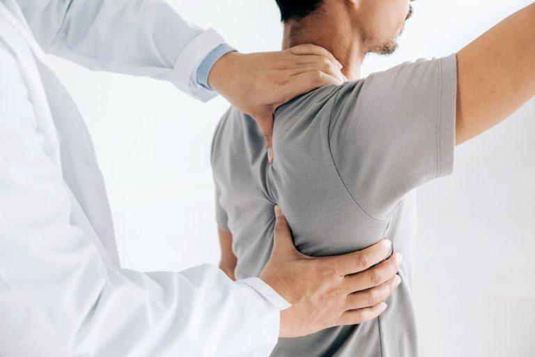 Visita ortopedica spalla